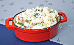 mayo potato salad