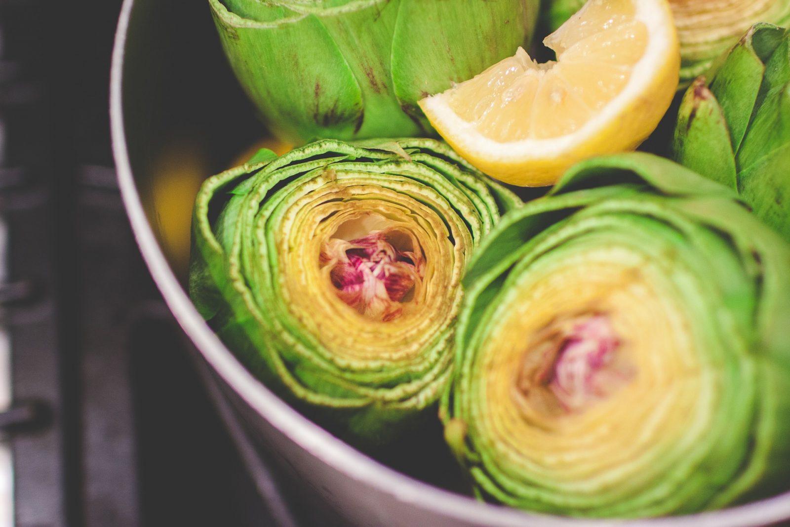 Artichoke Heart Salad