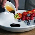 Sweet Balsamic-Glazed Oranges and Berries