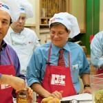 Teaching Chef Clinic Roizen La Puma