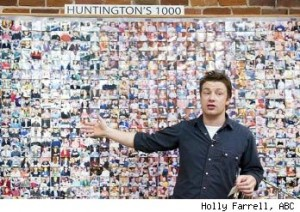 Jamie Oliver illustrating policy change in West Virginia...next stop Sacramento