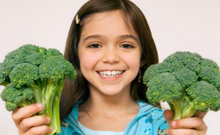 Nutrition & Health Articles for Kids Get Kids to Eat Vegetables