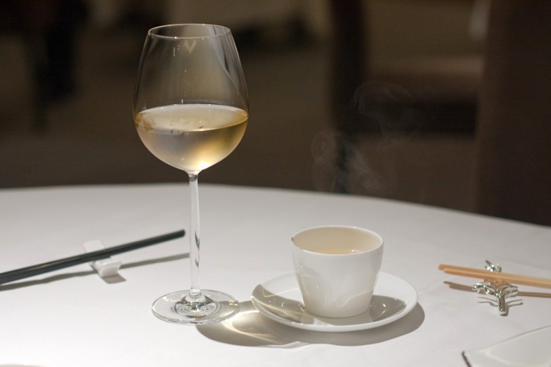Wine and Tea