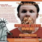 Supersize Advert in Germany