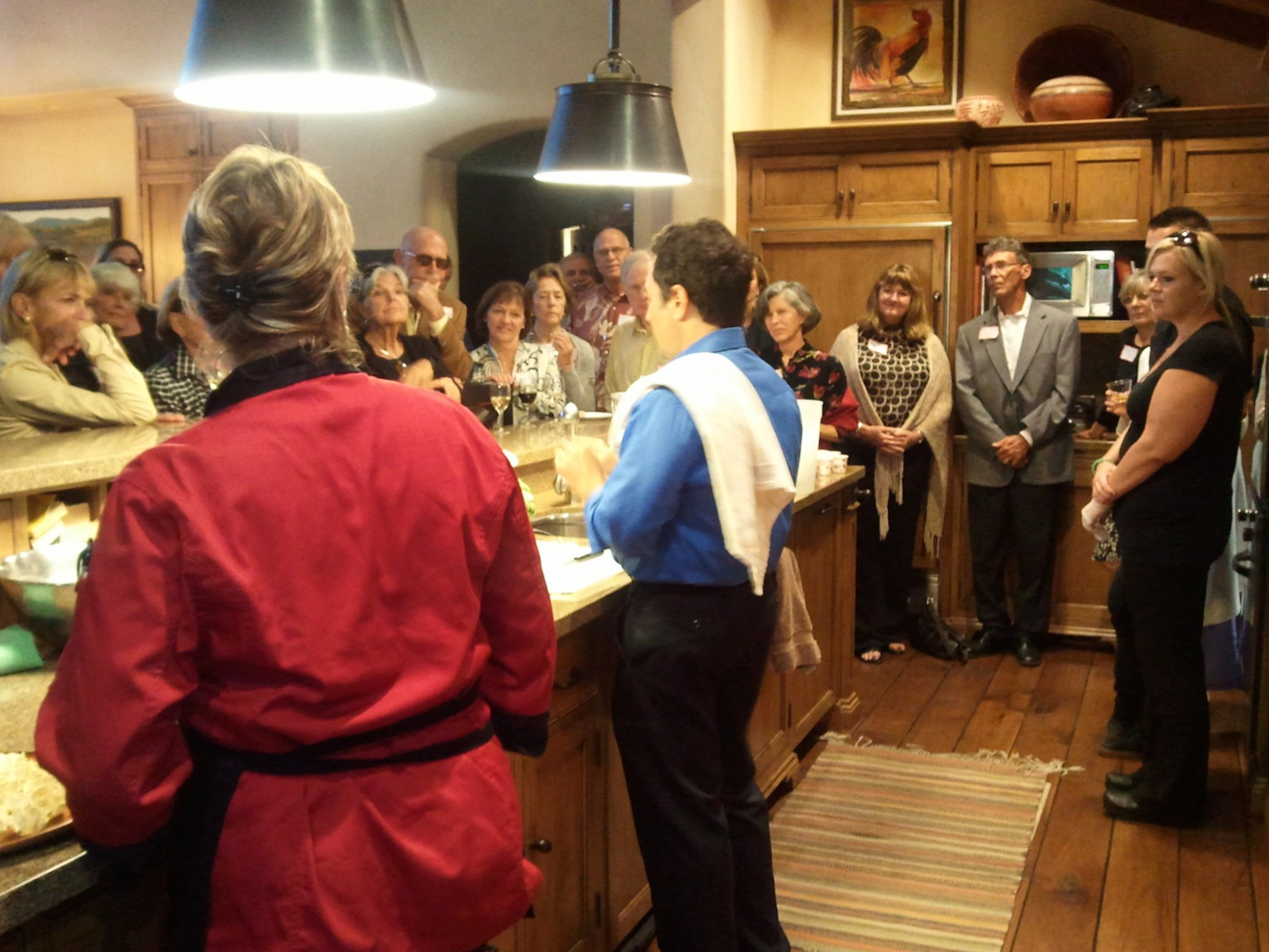 Cooking Demo Sept 2011