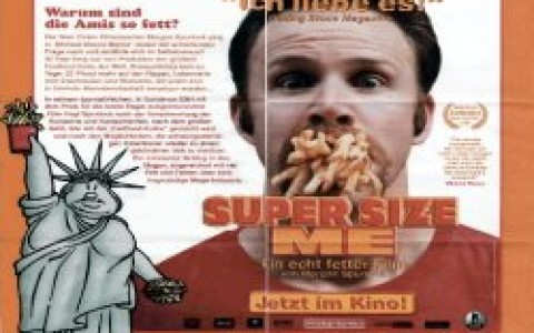 SuperSize Me Poster
