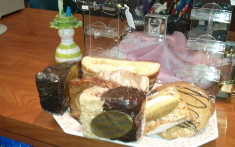 Hospital Gift Shop Food for Sale, Cash Regiester