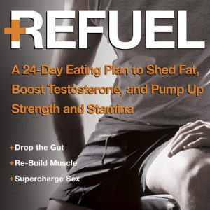 Refuel Book by Dr John La Puma