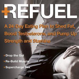 Refuel Book by Dr John La Puma
