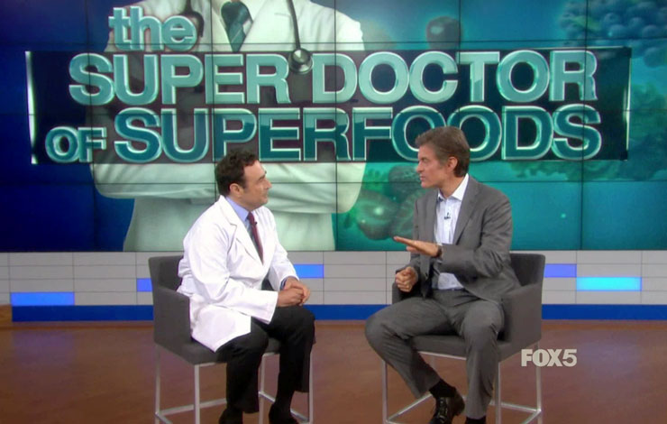 Super Doctor of Super Foods articles on nutrition weight loss nutritional facts