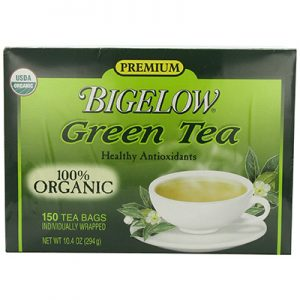 Bigelow Green Tea Healthy Antioxidant, Premium, 10.4 Ounce