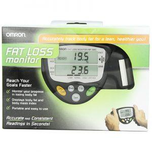 Omron HBF 306C Fat Loss Monitor, Black