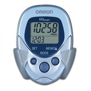 Omron HJ-112 Pocket Pedometer
