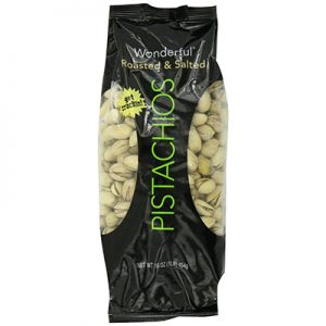 Wonderful Pistachios, 16-Ounce Bag