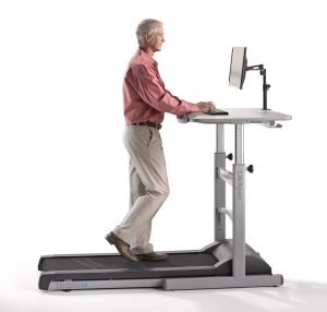 LifeSpan TR1200-DT5 Desktop Treadmill