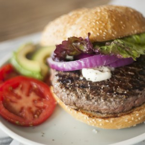 Organic Beef Patties - 5.3 oz.