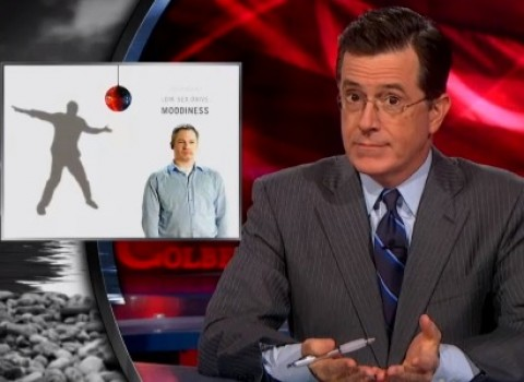 Colbert on Testosterone