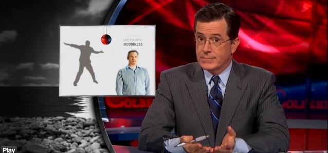 Colbert on Testosterone