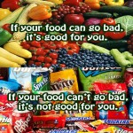 Food Can Go Bad