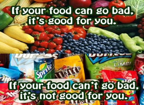 Food Can Go Bad