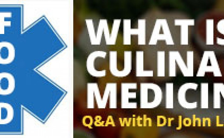 What Is Culinary Medicine