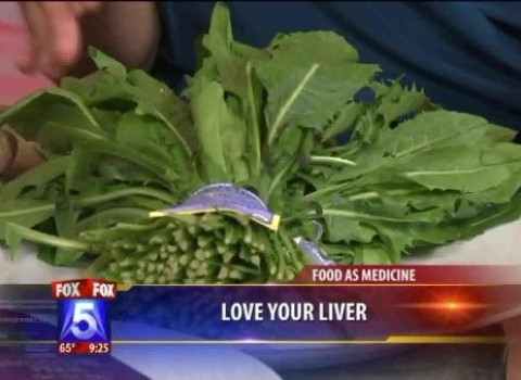 liver healthy foods