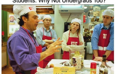 Teaching culinary medicine to medical students John La Puma