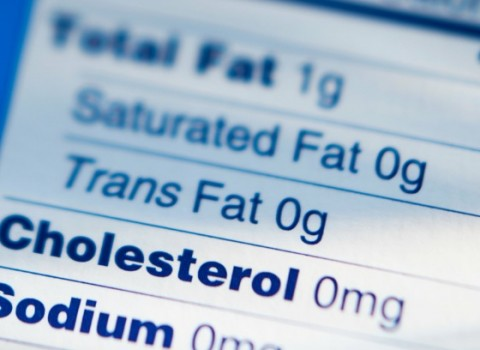 Cholesterol Food Label: Needed?