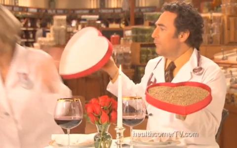 ChefMD Dr. La Puma's Valentine Lentils