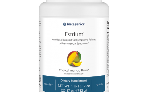 Estrium: Nutritional Support for Sx Related to PMS