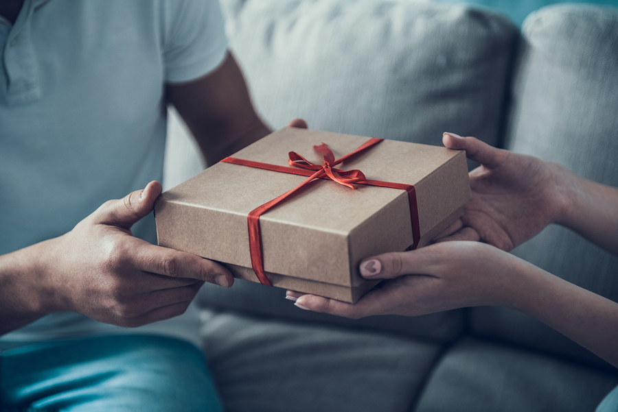 mindful gift giving