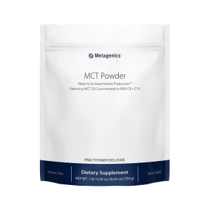 MCT Powder Helps to Increase Ketone Production†* Featuring MCT Oil Concentrated to 90% C8 + C10