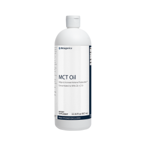 MCT Oil Helps to Increase Ketone Production†* Concentrated to 90% C8 + C10