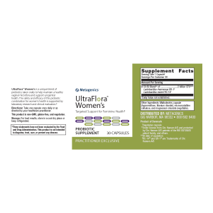 UltraFlora® Women's Targeted Support for Feminine Health*