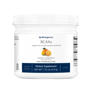 BCAAs Support for muscle protein synthesis*