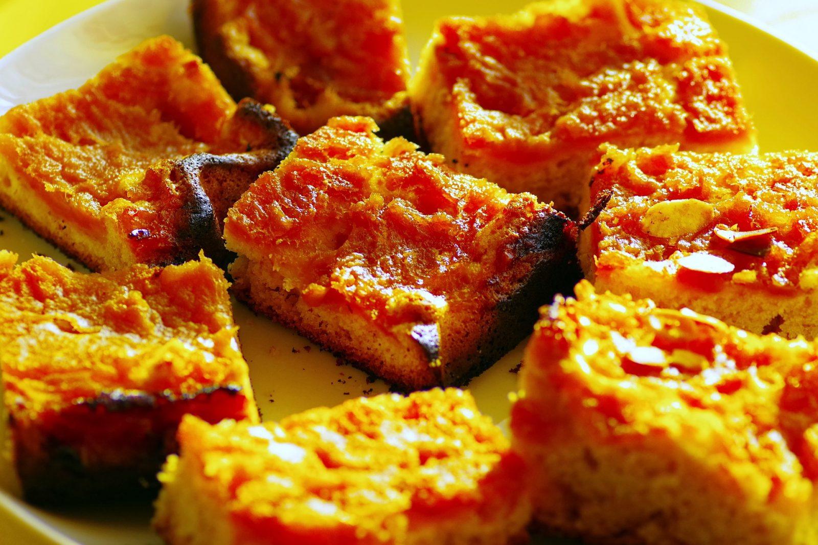 Pumpkin Pecan Squares