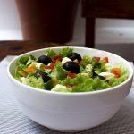 Roasted Red Pepper and Kalamata Olive Sicilian Salad