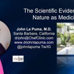 The Science of Nature as Medicine by John La Puma MD at Harvard