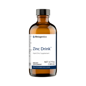 Metagenics Zinc Drink™ Liquid Zinc Supplement
