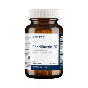 Candibactin-BR® Concentrated Berberine Formula for Intestinal Support*
