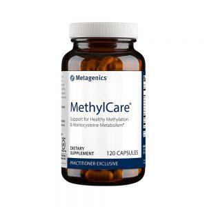 MethylCare® Support for Healthy Methylation & Homocysteine Metabolism*