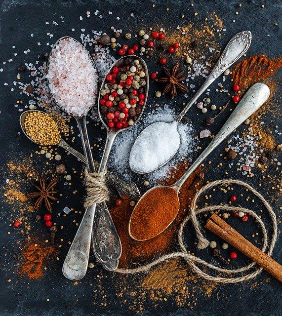 culinary medicinal spices