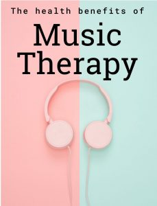 The health benefits of music therapy