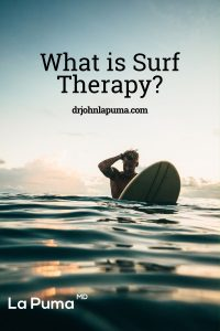 What is surf therapy?