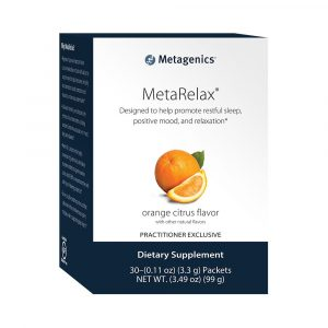 MetaRelax Designed to help promote restful sleep, positive mood, and relaxation*
