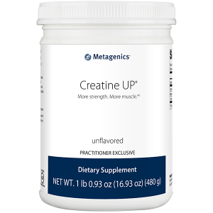 Creatine UP® More strength. More muscle.